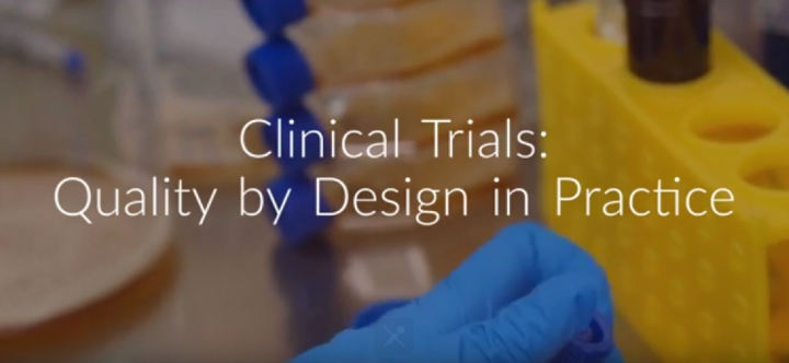Quality by Design in Practice: Structured Drug Development