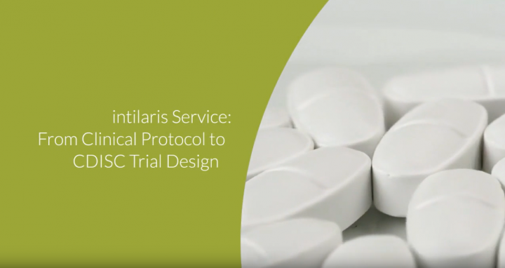 From Clinical Protocol to CDISC Trial Design